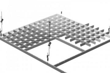 Tấm trần kim loại Skymetal