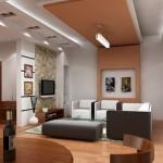 Thạch cao trong trang trí nội thất