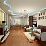Cách chọn mẫu trần thạch cao cho phòng khách