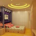 Cách chọn mẫu trần thạch cao cho phòng ngủ