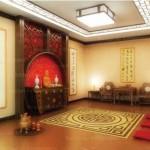 Thi công trần vách thạch cao tại chung cư HH Linh Đàm