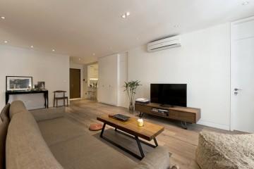 Mẫu trần thạch cao phòng khách chung cư mới nhất