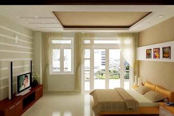 Thiết kế mẫu trần thạch cao phòng ngủ theo phong thủy