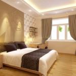 Thi công trần vách thạch cao tại chung cư Imperia Garden 203 Nguyễn Huy Tưởng
