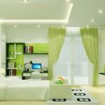 Làm vách ngăn thạch cao cho phòng ngủ