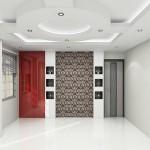 Thi công trần vách thạch cao tại chung cư EcoLife Capitol – 60 Lê Văn Lương kéo dài