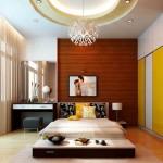 Thi công trần vách thạch cao tại chung cư Sunrise City – Lê Văn Lương