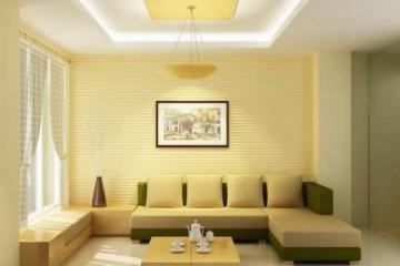 Xu hướng thiết kế trần thạch cao phòng khách 2017