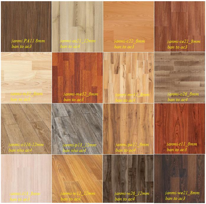Báo giá sàn gỗ Công nghiệp nhập khẩu Malaysia-Thi công sàn gỗ