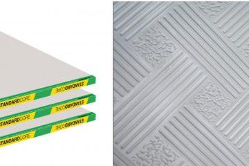 Tấm thạch cao- Vật liệu chuyên dụng trong thi công trần vách