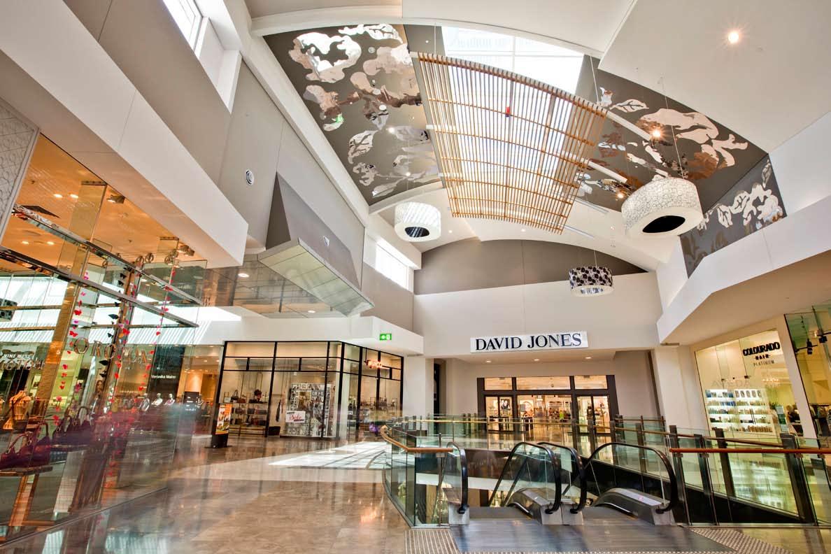 Cải tạo trung tâm thương mại
